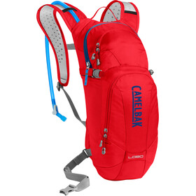 CamelBak Lobo 100 Harnais d'hydratation Moyen, racing red/pitch blue